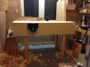 workbench-paul-sellers-design