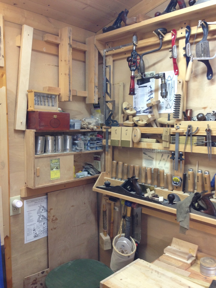 New Shop Up and Running-Mostly (1/5)