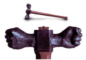 Iron-fist-hammer