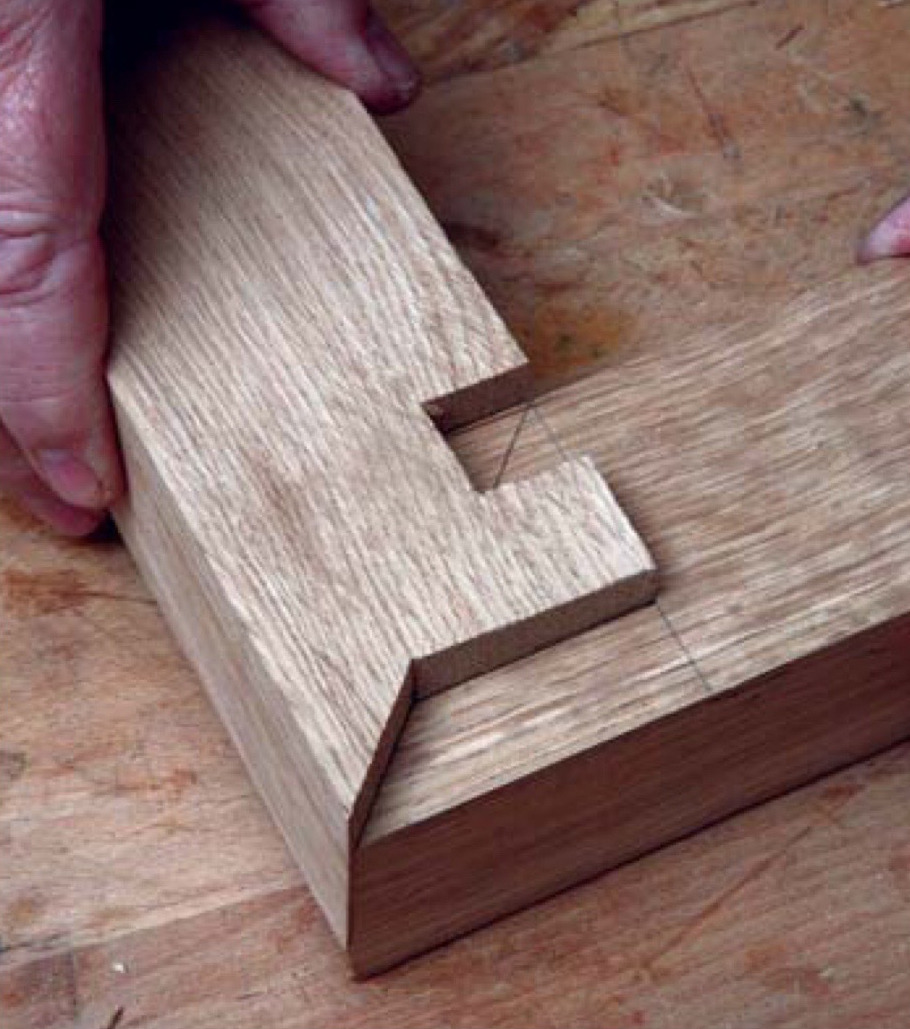 how to make japanese wood joints