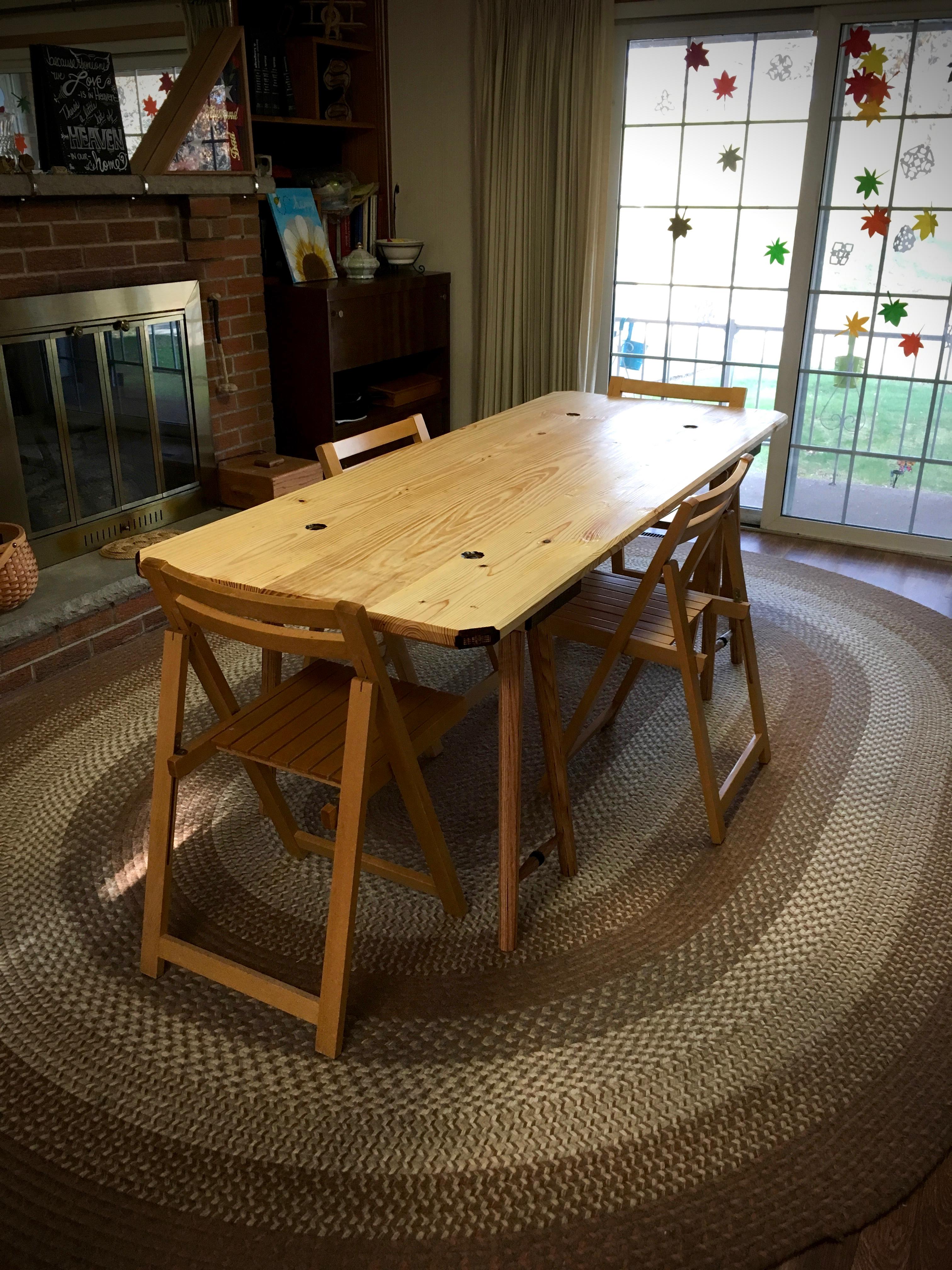 table trestles part 9 complete hillbilly daiku